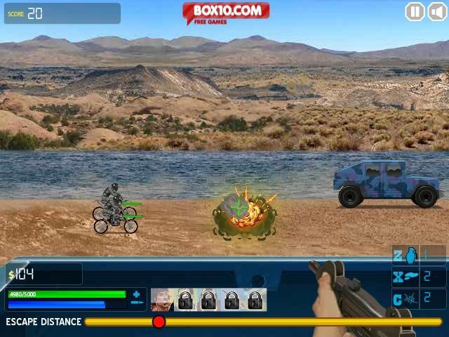 Warzone Getaway III